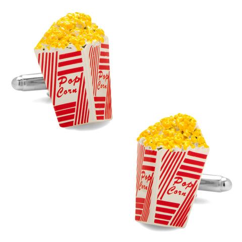 Enamel French Fries Cufflinks