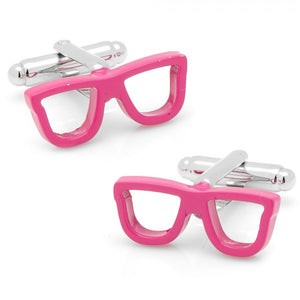 Cool Cut Pink Shades Cufflinks