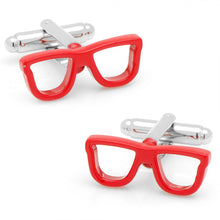 Cool Cut Red Shades Cufflinks