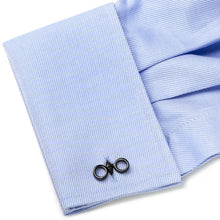 Black Spectacles Cufflinks