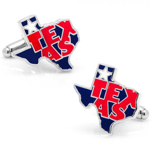 State of Texas Cufflinks