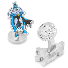 Classic Batman Pose Cufflinks