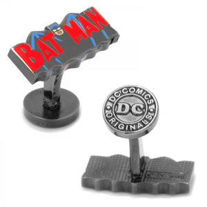 Vintage Batman 1940 Comics Cufflinks