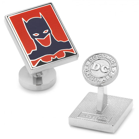 Batman Pop Art Cufflinks