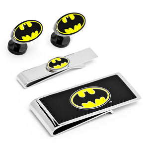 DC Comics Batman Logo 3-Piece Gift Set
