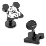 Mischievous Mickey Mouse Cufflinks