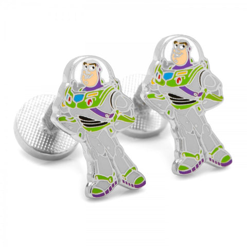 Enamel Buzz Lightyear Cufflinks
