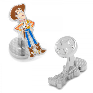Enamel Woody Cufflinks