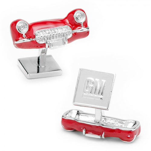 57' Corvette Front Body Cufflinks