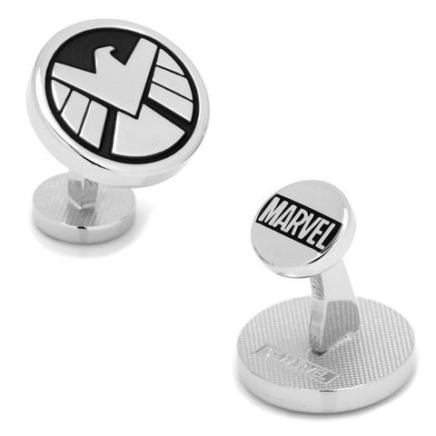 Agents of SHIELD cufflinks