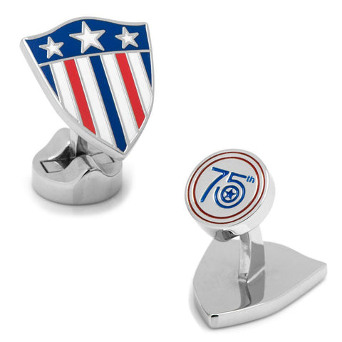 Captain America 75th Limited Edition Cufflinks