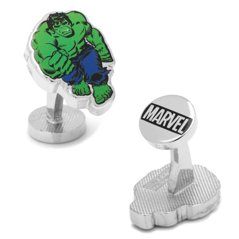Hulk Action Cufflinks