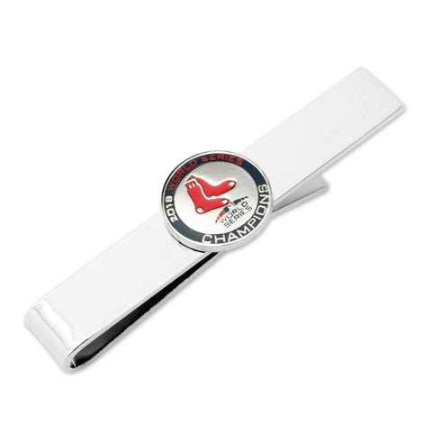 Stainless Steel Moustache Tie Bar