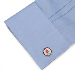 2018 Boston Red Sox World Series Champions Cufflinks
