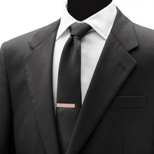 Think Pink Breast Cancer Awareness Tie Bar