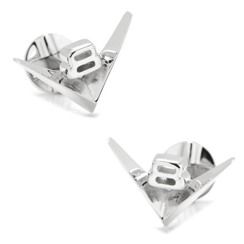 Heart and Banner Cufflinks