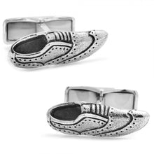 If The Shoe Fits Sterling Brogue Cufflinks
