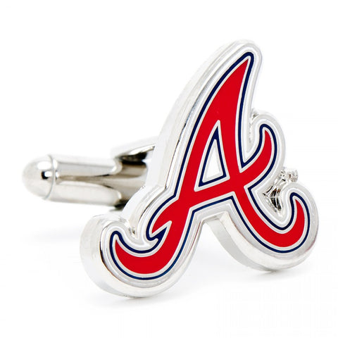 Los Angeles Angels Cufflinks and Tie Bar Gift Set