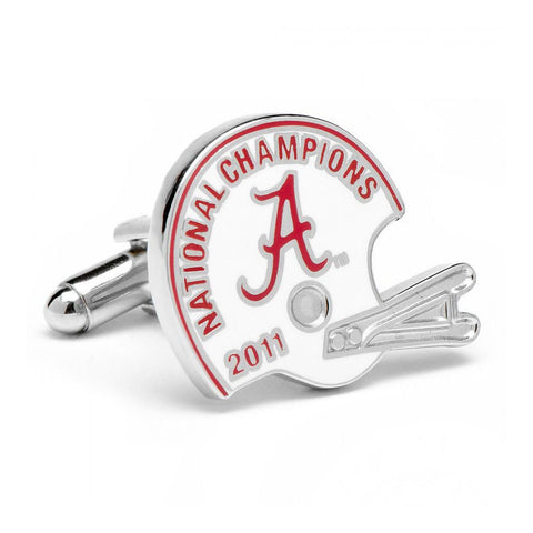 2011 Commemorative Alabama Crimson Tide Cufflinks