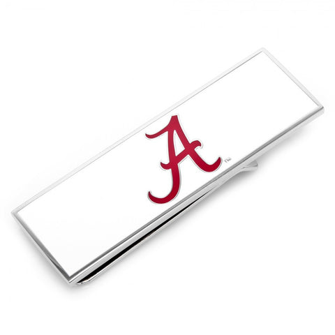 Pewter Ole Miss Rebels Money Clip
