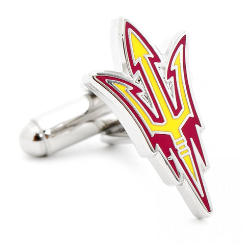 Florida State Seminoles Palladium Cufflinks