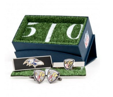 Baltimore Ravens 3-Piece Gift Set