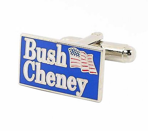 George W Bush 2004 Election Cufflinks