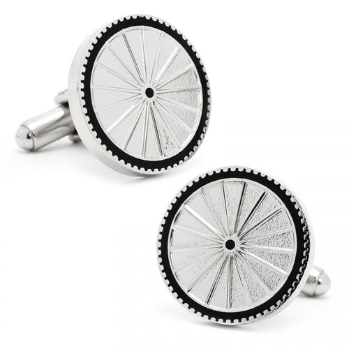 Bicycle Cufflinks