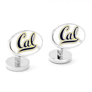 University of California Bears Palladium Cufflinks