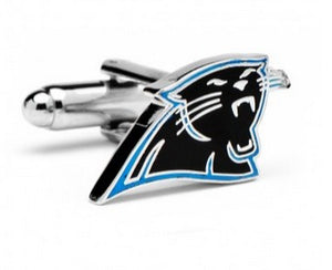 Carolina Panthers Cufflinks