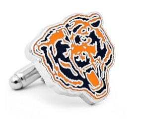 Chicago Bears Vintage Logo Cufflinks