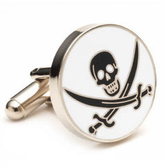 Calico Jack Pirate Cufflinks