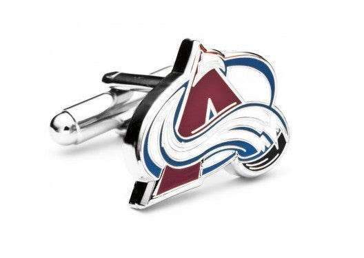 Colorado Avalanche Cufflinks