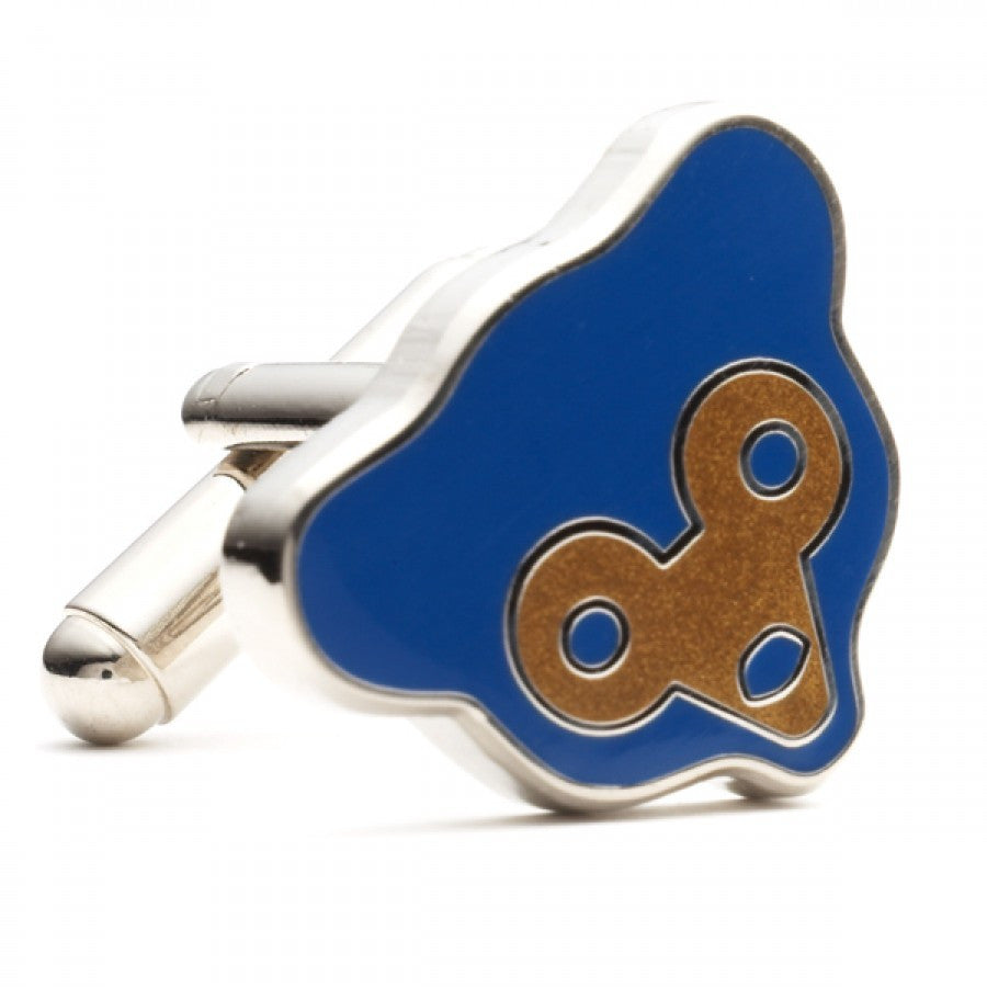 Chicago Cubs Retro Style Cufflinks