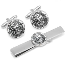 Dartmouth College Cufflinks and Tie Bar Gift Set
