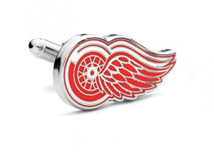 Detroit Red Wings Cufflinks