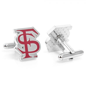 Florida State Seminoles Cufflinks and Money Clip Gift Set