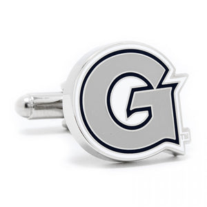 Georgetown University Hoyas Cufflinks