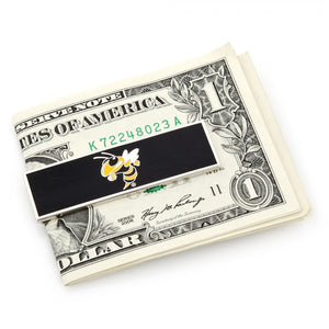 Georgia Tech Yellow Jackets Money Clip