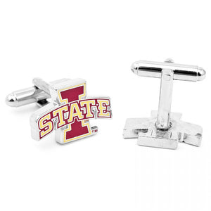 Officially Licensed by NCAA - Iowa State Cyclones Cufflink and Money Clip Gift Set
