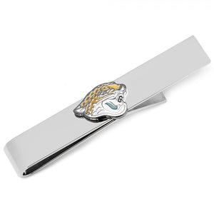 Jacksonville Jaguars Cufflinks and Tie Bar Gift Set, Officially Licensed By NFL