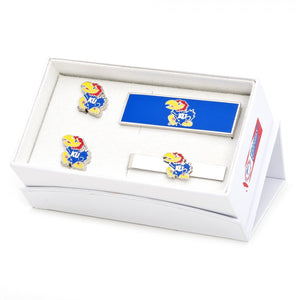 University of Kansas Jayhawks 3-Piece Gift Set