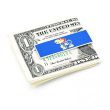 University of Kansas Jayhawks Money Clip