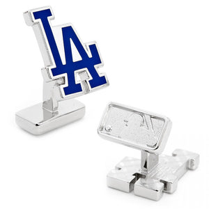Los Angeles Dodgers Palladium Edition Cufflinks