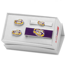 LSU Tiger's Eye 3-Piece Gift Set