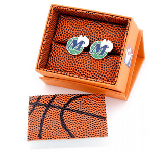 Dallas Mavericks Vintage Cufflinks