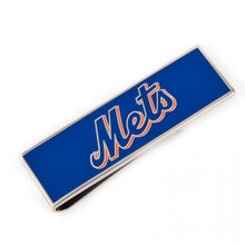 New York Mets Cufflinks and Money Clip Gift Set