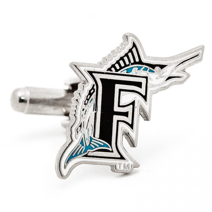 Florida Marlins Cufflinks