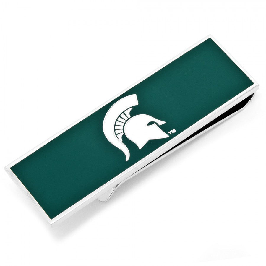 Michigan State Spartans Money Clip