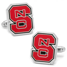 North Carolina State Wolfpack Cufflinks